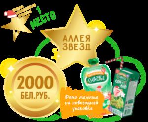 новогодний приз конкурса